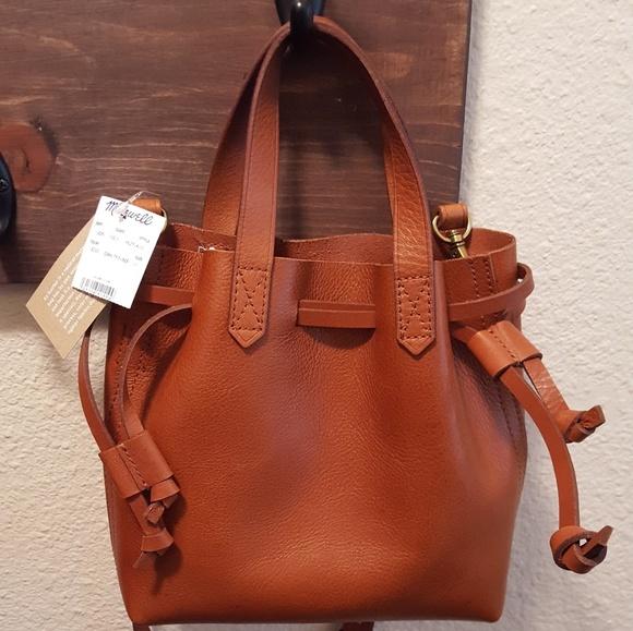 e8dec0dc0 Madewell Bags | Small Drawstring Transport Crossbody | Poshmark